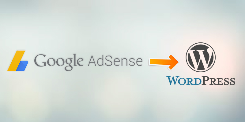InsertGoogle Adsense to Wordpress site