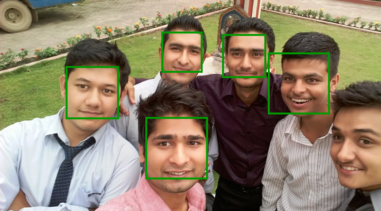 Easy Face Detection with JQuery