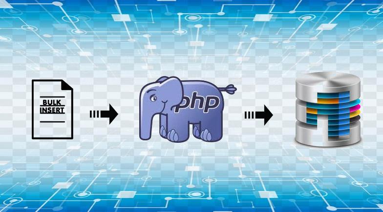 MySQL PHP bulk insert update